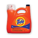 Tide 40367 Liquid Laundry Detergent, Original, 96 Loads, 138 oz Pump Dispenser, 4/Carton