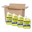 Dawn PGC57444CT Manual Pot & Pan Dish Detergent, Lemon, 4/carton