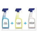 Spic and Span PGC58773CT Disinfecting All-Purpose Spray & Glass Cleaner, Fresh Scent, 1 Gal Bottle, 3/ctn