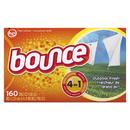 Bounce PGC80168BX Fabric Softener Sheets, 160 Sheets/box