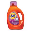Tide PGC87566EA Plus Febreze Liquid Laundry Detergent, Spring & Renewal, 92oz Bottle