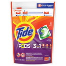 Tide 93127EA Pods, Laundry Detergent, Spring Meadow, 35/Pack