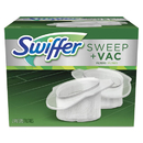 Swiffer 99196 Sweeper Vac Replacement Filter, OEM, 2 Filters/Pack, 8 Packs/Carton