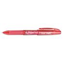 Pilot PIL31575 Frixion Point Erasable Gel Ink Stick Pen, .5mm, Red Ink