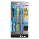 Pilot 31776 G-2 Mechanical Pencil, 0.7mm, Assorted, 5/Pack