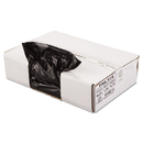 Penny Lane PNL518 Linear Low Density Can Liners, 43 X 47, Black, 10 Bags/roll, 10 Rolls/ct