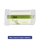 Pure & Natural PNN500075 Body & Facial Soap, .75 Oz, Fresh Scent, White 1000/carton