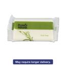 Pure & Natural PNN500150 Body & Facial Soap, 1.5 Oz, Fresh Scent, White, 500/carton