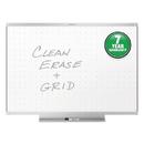 Quartet QRTTE547AP2 Prestige 2 Connects Total Erase Whiteboard, 72 X 48, Aluminum Frame
