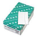 Quality Park QUA10412 Security Tinted Business Envelope, Contemporary, #6 3/4, White, 500/box