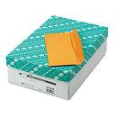 QUALITY PARK PRODUCTS QUA11162 Kraft Envelope, Contemporary, #10, Brown Kraft, 500/box