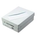 Quality Park QUA11184 Laser & Inkjet Envelope, Traditional, #10, White, 500/box