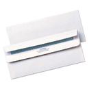 Quality Park QUA11218 Redi-Seal Envelope, Security, #10, Contemporary, White, 500/box