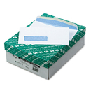 QUALITY PARK PRODUCTS QUA21012 Window Envelope, Address Window, Contemporary, #8 5/8, White, 500/box