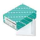 Quality Park QUA37113 Open Side Booklet Envelope, Contemporary, 9 X 6, White, 100/box