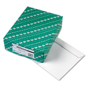 Quality Park QUA37613 Open Side Booklet Envelope, Contemporary, 13 X 10, White, 100/box