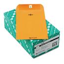 Quality Park QUA37755 Clasp Envelope, 6 X 9, 32lb, Brown Kraft, 100/box