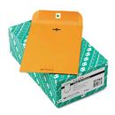 Quality Park QUA37763 Clasp Envelope, 6 1/2 X 9 1/2, 32lb, Brown Kraft, 100/box
