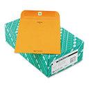 Quality Park QUA37775 Clasp Envelope, 7 1/2 X 10 1/2, 32lb, Brown Kraft, 100/box
