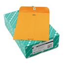 Quality Park QUA37787 Clasp Envelope, 8 3/4 X 11 1/2, 32lb, Brown Kraft, 100/box