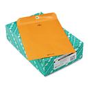 Quality Park QUA37793 Clasp Envelope, 9 1/2 X 12 1/2, 32lb, Brown Kraft, 100/box