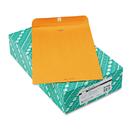 Quality Park QUA37798 Clasp Envelope, 10 X 15, 32lb, Brown Kraft, 100/box