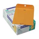 Quality Park QUA37875 Clasp Envelope, 7 1/2 X 10 1/2, 28lb, Brown Kraft, 100/box
