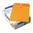 Quality Park QUA37893 Clasp Envelope, 9 1/2 X 12 1/2, 28lb, Brown Kraft, 100/box