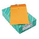 Quality Park QUA37894 Clasp Envelope, 9 1/4 X 14 1/2, 28lb, Brown Kraft, 100/box