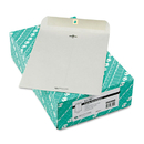 Quality Park QUA38590 Clasp Envelope, 9 X 12, 28lb, Executive Gray, 100/box