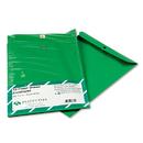 Quality Park QUA38735 Fashion Color Clasp Envelope, 9 X 12, 28lb, Green, 10/pack