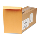 Quality Park QUA43862 Redi-Seal Catalog Envelope, 10 X 15, Brown Kraft, 250/box
