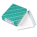 Quality Park QUA44580 Redi Strip Open Side Booklet Envelope, Contemporary, 12 X 9, White, 100/box