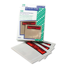 QUALITY PARK PRODUCTS QUA46894 Top-Print Self-Adhesive Packing List Envelope, 5 1/2