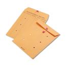 Quality Park QUA63462 Brown Kraft Kraft String & Button Interoffice Envelope, 9 X 12, 100/carton