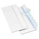 Quality Park QUA69122B Redi-Strip Security Tinted Envelope, Contemporary, #10, White, 1000/box