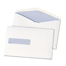Quality Park QUA90063 Window Postage Saving Envelope, 28lb., White, 500/pack