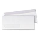 Quality Park QUA90120 Window Envelope, Contemporary, #10, White, 500/box