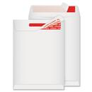 Quality Park QUAR2400 Advantage Flap-Stik Tyvek Mailer, Side Seam, 9 X 12, White, 100/box