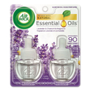 Air Wick RAC78473CT Scented Oil Refill, Lavender & Chamomile, 0.67oz, 2/pack