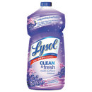 Lysol RAC78631EA All-Purpose Cleaner, Lavender & Orchid Essence Scent, 40 Oz Bottle