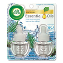 Air Wick RAC79717CT Scented Oil Refill, Fresh Waters, 0.67oz, 2/pack, 6 Pack/carton