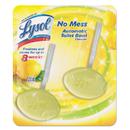 Lysol RAC83723 No Mess Automatic Toilet Bowl Cleaner, Citrus, 2/pack