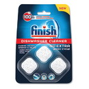 FINISH 51700-98897 Dishwasher Cleaner Pouches, Original Scent, Pouch, 24 Tabs/Pouch, 8/Carton