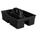 Rubbermaid 1880994 Executive Carry Caddy, 2-Compartment, Plastic, 10 3/4