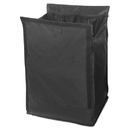 Rubbermaid RCP1902703 Executive Quick Cart Liner, Small, 12 4/5 X 16 X 14 1/2, Black