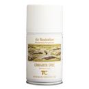 Rubbermaid FG400696 Standard Aerosol Refill, Cinnamon Spice, 5.25 oz, 12/Carton