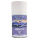 Rubbermaid FG4012461 Microburst 9000 Air Freshener Refill, Mountain Peaks, 5.3oz, Aerosol, 4/Carton