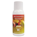 Rubbermaid FG401690 Microburst 3000 Refill, Mango, 2 oz Aerosol, 12/Carton