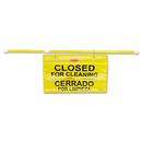 Rubbermaid RCP9S1600YL Site Safety Hanging Sign, 50